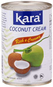 Kara Coconut Cream 425ml