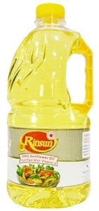 Rinsun Sunflower Cooking Oil 3L