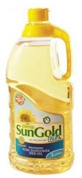 Sun Gold Sunflower Cooking Oil 3L