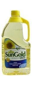 Sun Gold Sunflower Cooking Oil 2L
