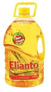 Elianto Corn Cooking Oil 5L
