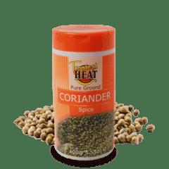 Tropical Heat Coriander Pure Ground 100g