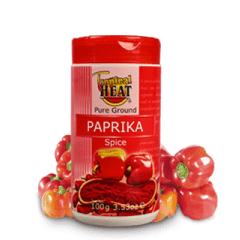 Tropical heat Paprika Pure Ground 100g