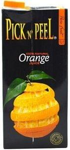 Pick N Peel Orange Juice 1Ltr