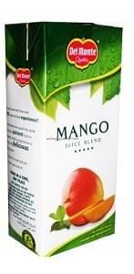 Del Monte Mango Juice Blend 1Ltr