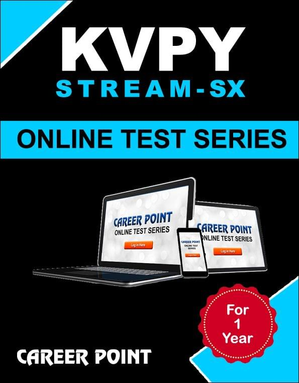 KVPY SX Online Test Series for 1 Year