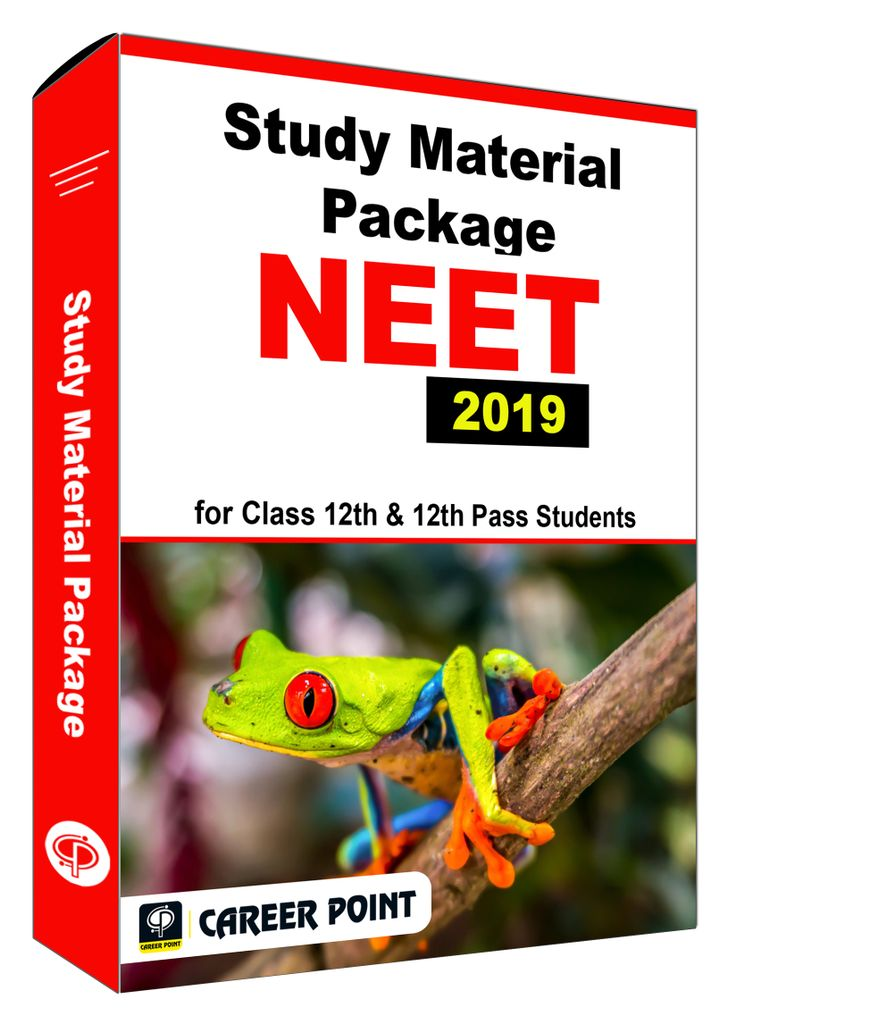 Study Material Package For NEET 2019 (For 12th or 12th Pass)