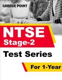NTSE Stage-2 Test Series 1 Year