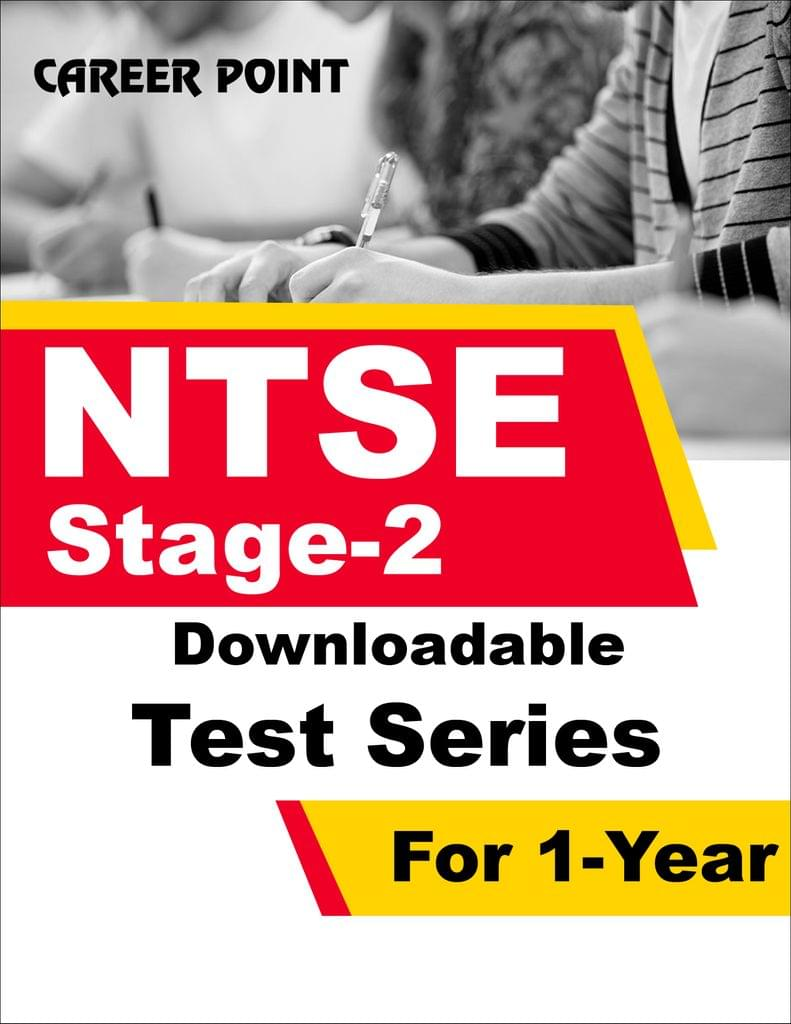 NTSE Stage-2 Downloadable Test Series
