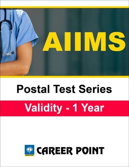 AIIMS Postal Test Series for 1 Year