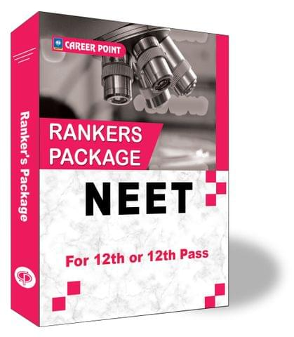 Rankers Package For NEET 2019 (For 12th or 12th Pass)