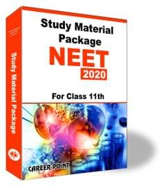 Study Material Package For NEET 2020 (For 11th Class)