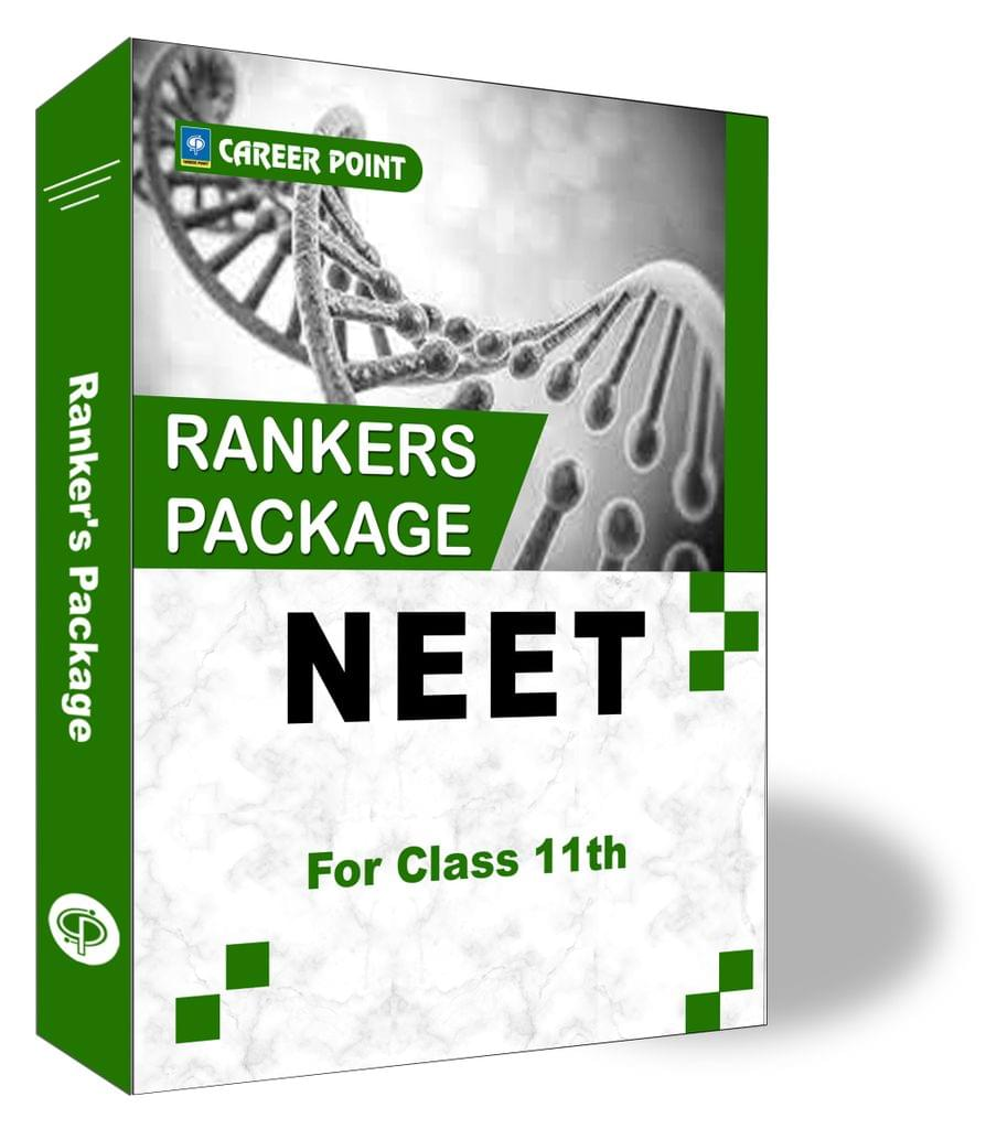 Rankers Package NEET 2020 For 11th Class