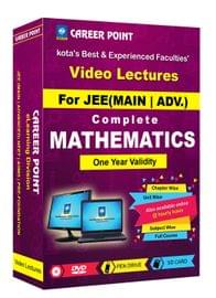 Complete Mathematics (1 Yr) Video Lectures JEE (Main/Advance) in Mixed Language(E/H)