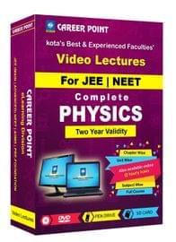 Physics (11+12th) for 2 Yrs Video Lectures JEE & NEET(Mixed Language-E/H)
