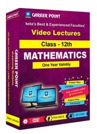 Class-12  Maths for(1 Yr) Video Lectures for JEE (Main/Advance) in Mixed Language(E/H)