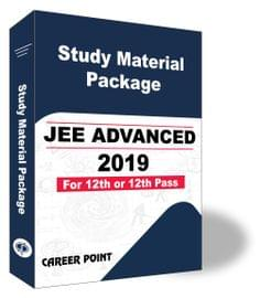 Study Material Package For JEE Advanced 2019 (For 12th or 12th Pass)