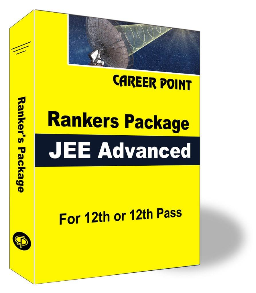 Rankers Package JEE Advanced  2019 For 12th or 12th Pass