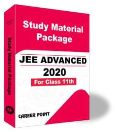 Study Material Package JEE Advanced 2020 For 11th Class