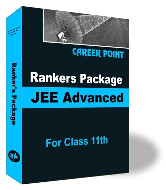 Rankers Package JEE Advanced 2020 For 11th Class