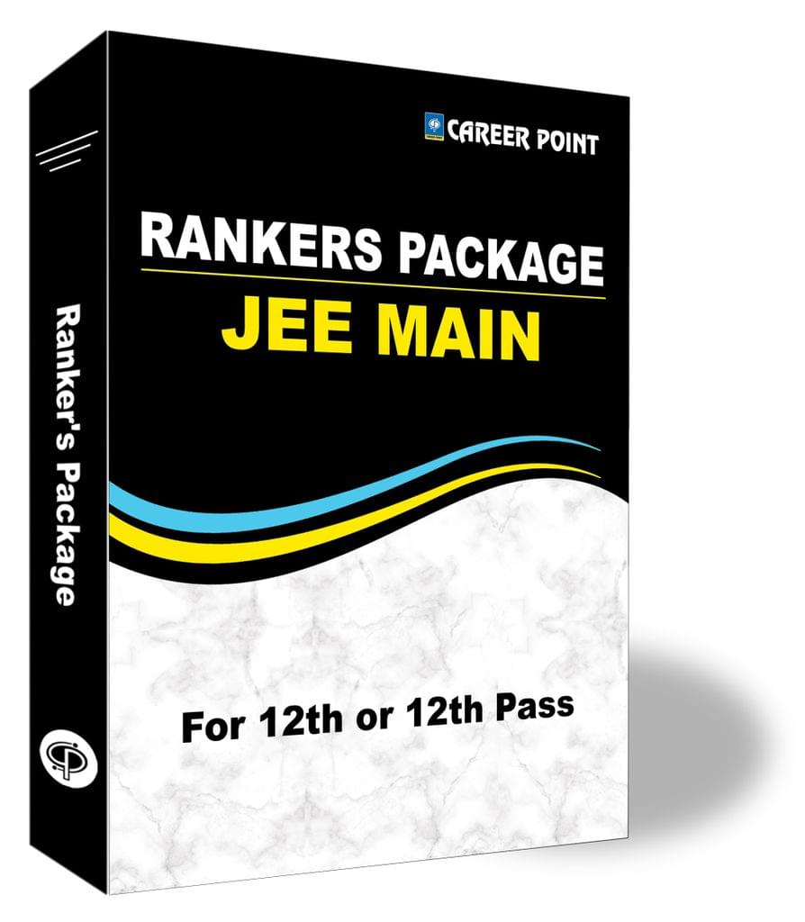 Rankers Package JEE Main 2019 For 12th or 12th Pass