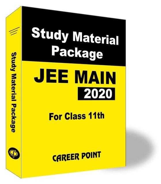 Study Material Package JEE Main 2020 For 11th Class