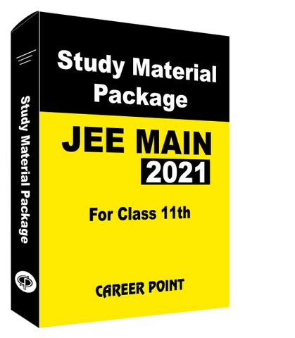 Study Material Package For JEE Main 2021 (For 11th Class)