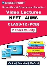 Class 12th PCB (2 Yrs) Video Lectures for NEET | AIIMS in English Medium