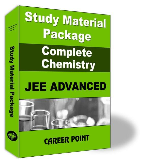 Study Material Package Complete Chemistry-JEE Advanced