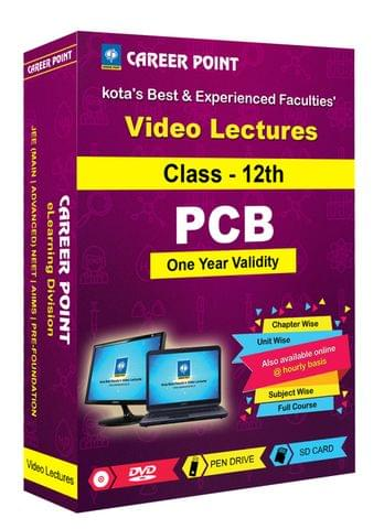 Class-12th PCB for 30 May 2019  Video Lectures NEET   AIIMS(Mixed Language-E/H)