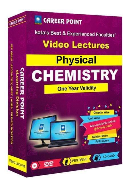Physical Chemistry   JEE & NEET   Validity 30 May 2019   Medium : Mixed Language (E & H)