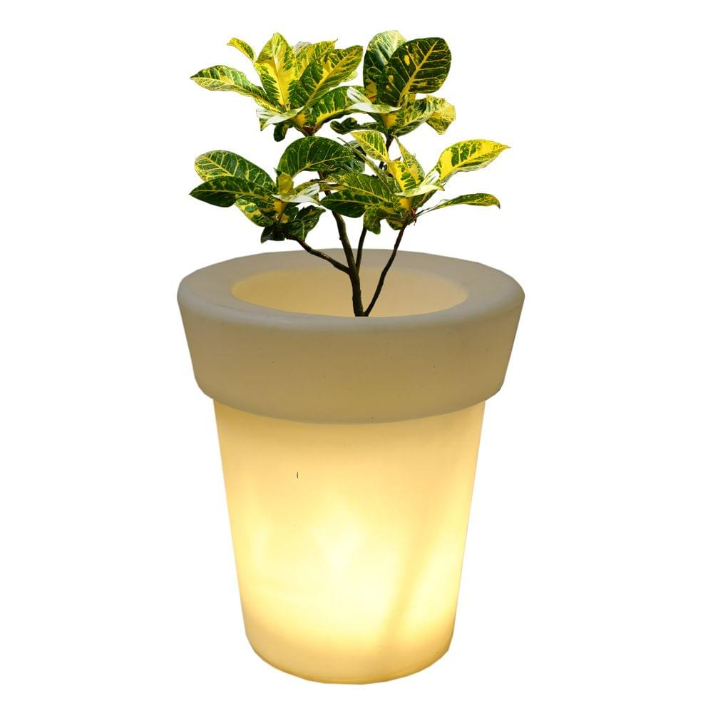 LED Eln 26 Inches Planter