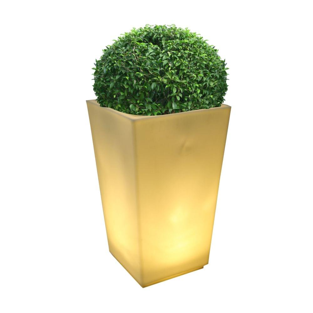 LED TK 24 Inches Planter