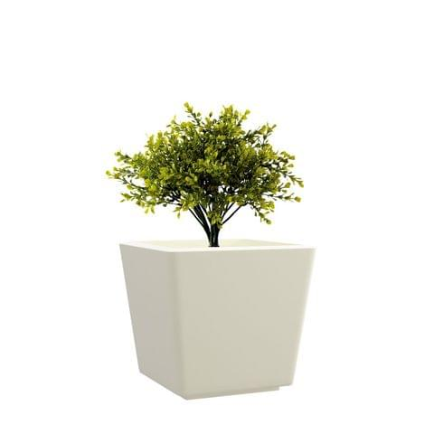 Creame White  7 Inches GK Planter