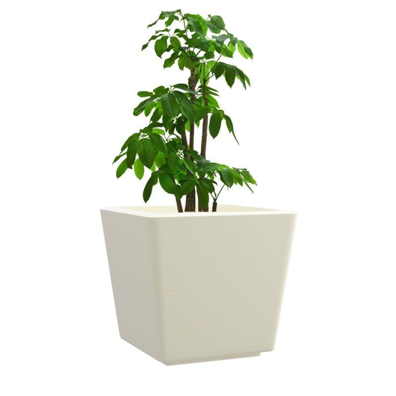 Creame White 14 Inches GK Planter
