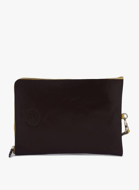 Munshi Leather Pouch