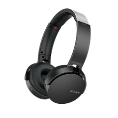 Sony Extra Bass MDR-XB650BT Wireless Headphones (Black)