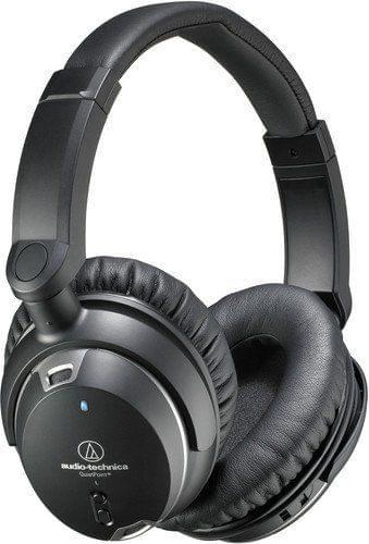 Audio-Technica ATH-ANC9 Quiet Point Noise-Cancelling Headphones