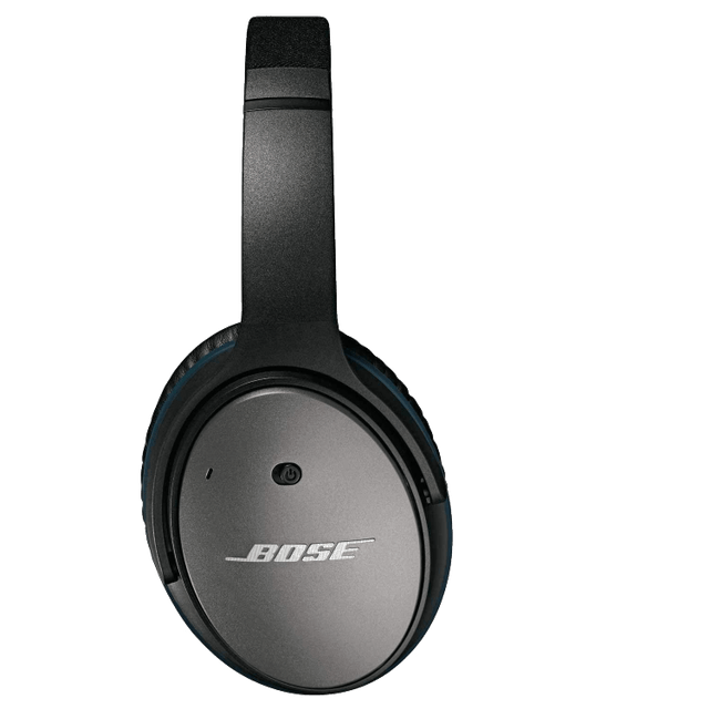 Bose QuietComfort 25 Acoustic Noise Cancelling Headphones for Samsung and Android Devices & Apple Devies