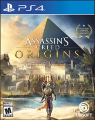 Assassin's Creed Origins (PS4) Pre-Owned