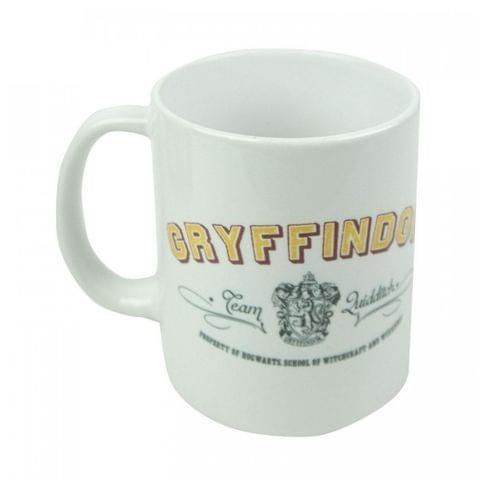 Harry Potter Gryffindor Quidditch Ceramic Mug