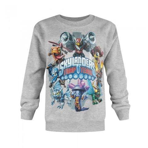 Skylanders Childrens/Kids Trap Team Sweatshirt