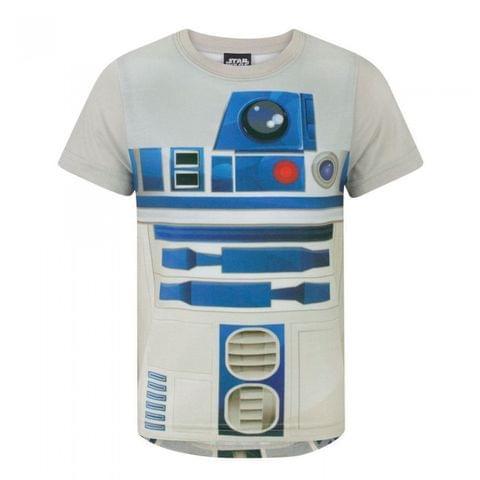 Star Wars Childrens/Boys R2-D2 Sublimation T-Shirt