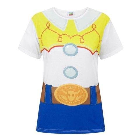 Disney Womens/Ladies Toy Story Jessie Costume T-Shirt