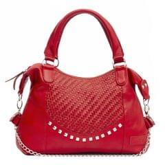 Handcrafted Mesh body Handbag