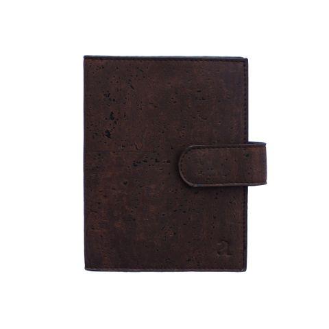 Cedar Passport Sleeve - Brown