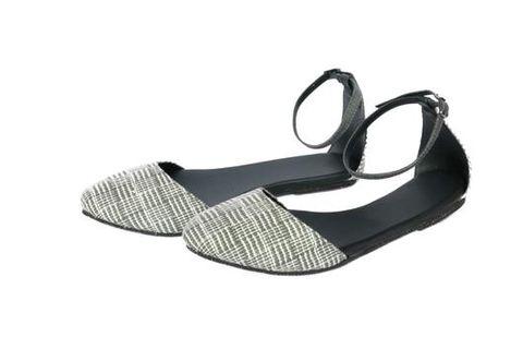 Reya Ankle Strap Flats