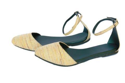 Lori Ankle Strap Flats