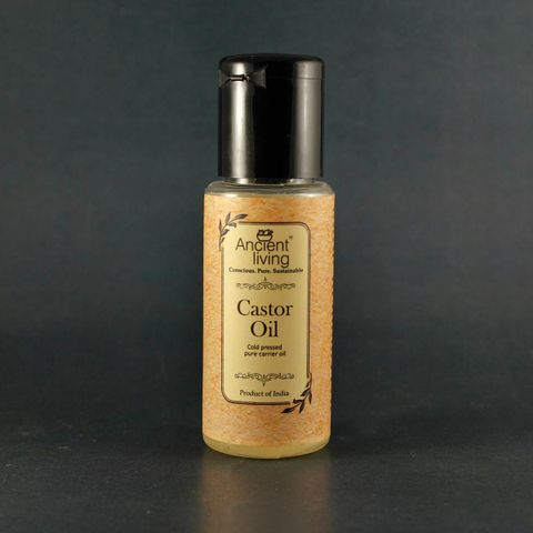 Organic Castor Oil - 50 ml