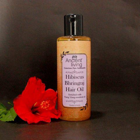 Organic Hibiscus & Bhringraj Hair oil -50ml